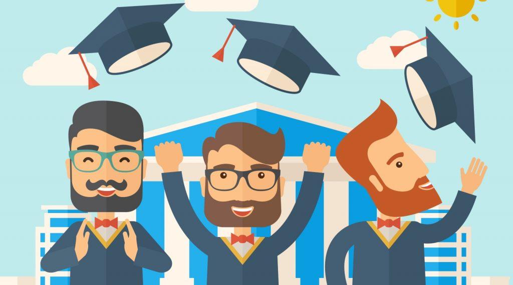 Find a Graduate Job Illustration
