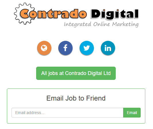 Email Jobs to Your Friends