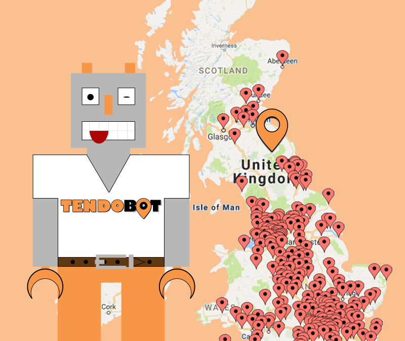 Introducing TendoBot Your Friendly Recruitment Helper